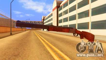 Atmosphere Rifle para GTA San Andreas