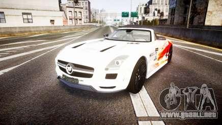Mercedes-Benz SLS AMG para GTA 4