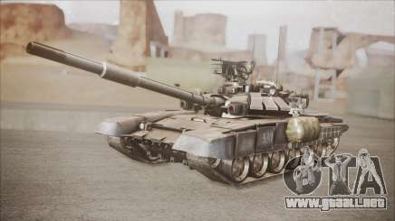 T-90A BF4 para GTA San Andreas