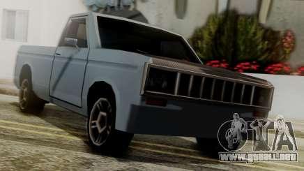 Bobcat New Edition para GTA San Andreas