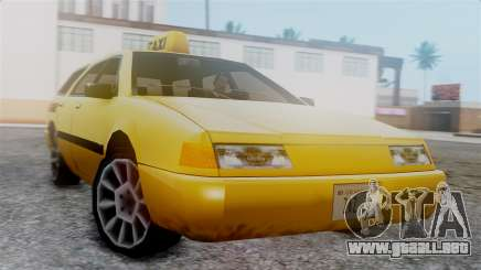 Stratum Taxi para GTA San Andreas