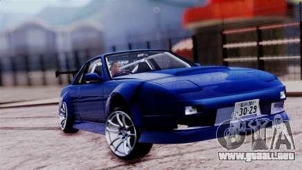 Nissan Onevia para GTA San Andreas