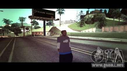 La piel trazador Alite la FAMA de la Tienda para GTA San Andreas