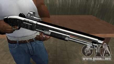 Member Shotgun para GTA San Andreas