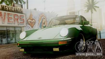 Porsche 911 Turbo (930) 1985 Kit A PJ para GTA San Andreas