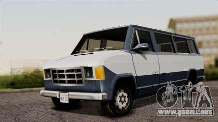 El Passa Van para GTA San Andreas