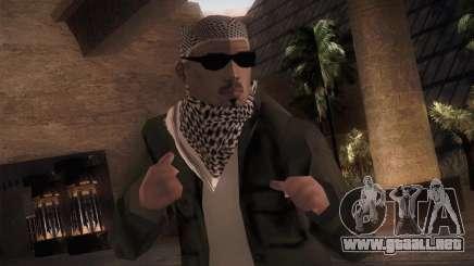 Terroristas para GTA San Andreas
