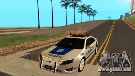 Ford Taurus Ukraine Police para GTA San Andreas