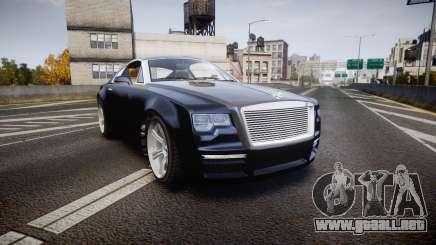 GTA V Enus Windsor para GTA 4