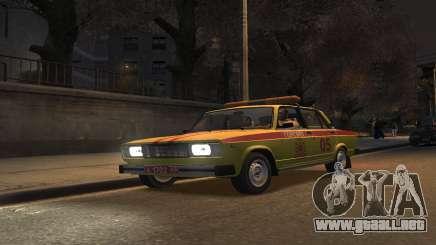 El USO de 2105 Gorsvet para GTA 4