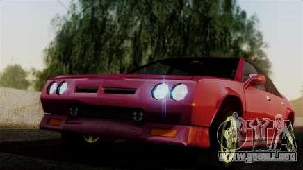 4-door Buffalo para GTA San Andreas
