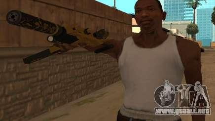Micro SMG para GTA San Andreas