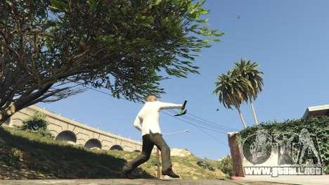 GTA 5 Tomahawk segunda captura de pantalla