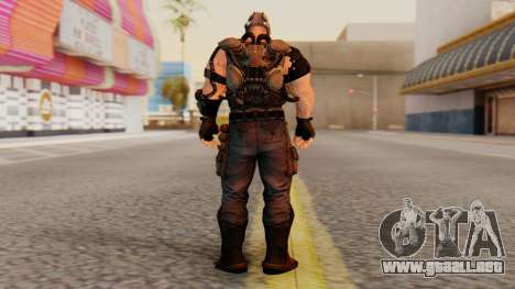 The Bane Ultimate Boss para GTA San Andreas tercera pantalla