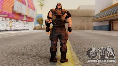 The Bane Ultimate Boss para GTA San Andreas tercera pantalla