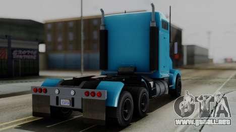 GTA 5 MTL Packer Trainer para GTA San Andreas