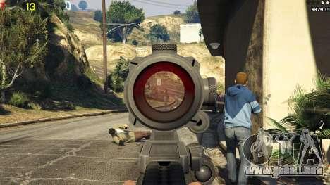 GTA 5 Gang wars 0.2 quinta captura de pantalla