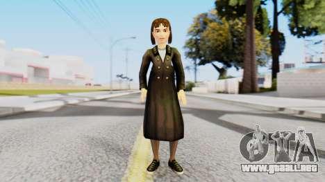 Lara Croft Child para GTA San Andreas segunda pantalla