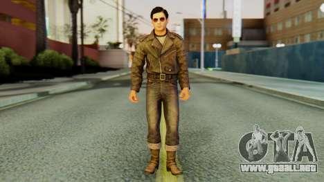 Vito Gresser v1 para GTA San Andreas segunda pantalla