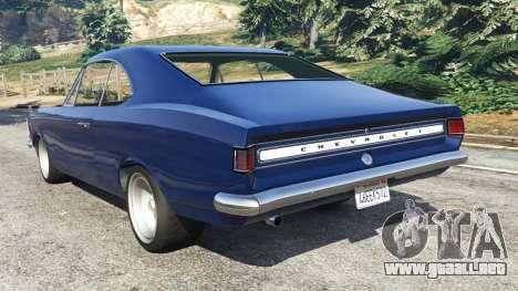 Chevrolet Opala Gran Luxo para GTA 5