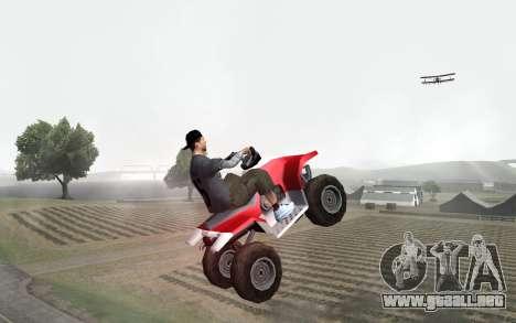 New Sky para GTA San Andreas sexta pantalla