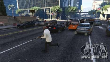 GTA 5 Strapped Peds segunda captura de pantalla