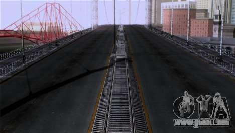 Roads Full Version LS-LV-SF para GTA San Andreas tercera pantalla