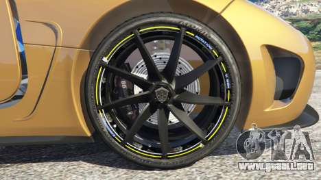 Koenigsegg Agera v0.8 [Early Beta] para GTA 5