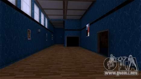 Retextured interior de la mansión de MADD Dogg para GTA San Andreas décimo de pantalla
