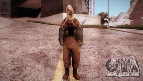 Order Soldier5 from Silent Hill para GTA San Andreas segunda pantalla