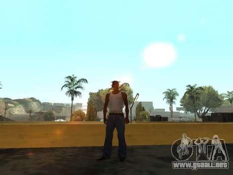 Animación de GTA Vice City para GTA San Andreas