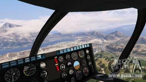 Nuevo clima y la iluminación de la v2.0 para GTA 5