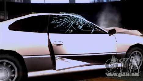 Nuevo daño texturas para GTA San Andreas segunda pantalla