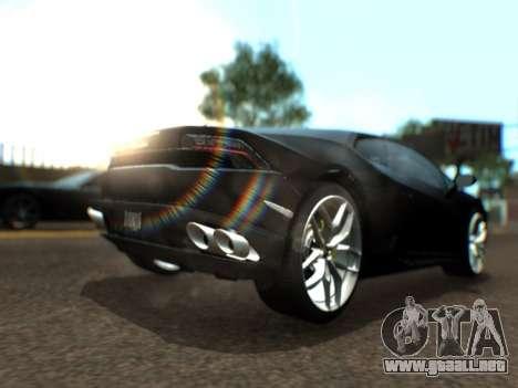 Lime ENB 1.3 para GTA San Andreas tercera pantalla