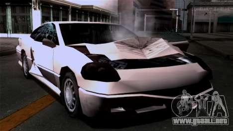 Nuevo daño texturas para GTA San Andreas