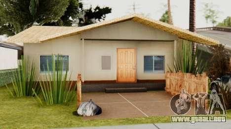 [RT] Denise House para GTA San Andreas tercera pantalla
