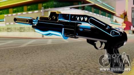 Fulmicotone Shotgun para GTA San Andreas segunda pantalla