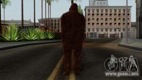 GTA 5 Bigfoot para GTA San Andreas tercera pantalla