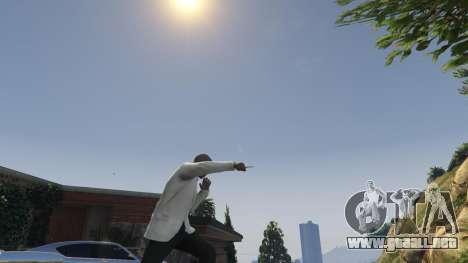 GTA 5 Karambit tercera captura de pantalla