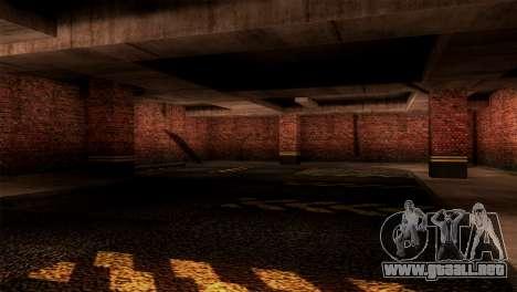 Doherty Garage Retexture para GTA San Andreas