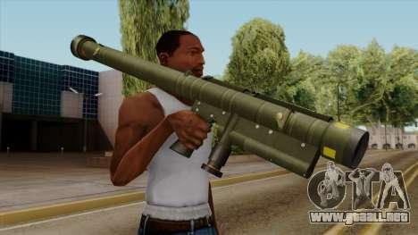 Original HD Heatseek para GTA San Andreas tercera pantalla