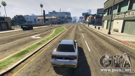 GTA 5 GhostAndreas cuarto captura de pantalla