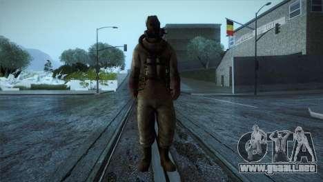 Order Soldier3 from Silent Hill para GTA San Andreas segunda pantalla