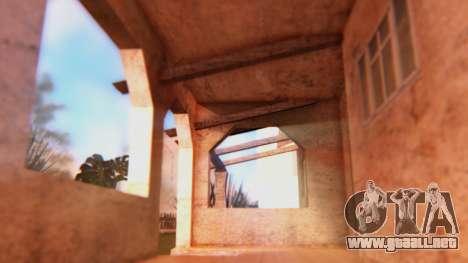 Jungles 3.0 para GTA San Andreas