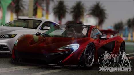 ENB KISEKI V3 para GTA San Andreas quinta pantalla