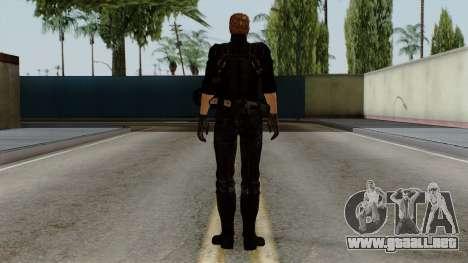Wesker Midnight para GTA San Andreas tercera pantalla