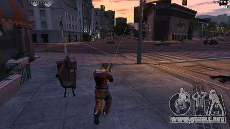 GTA 5 Mira láser sexta captura de pantalla