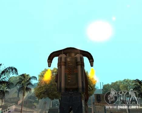 HQ Effects and Sun Final Version para GTA San Andreas