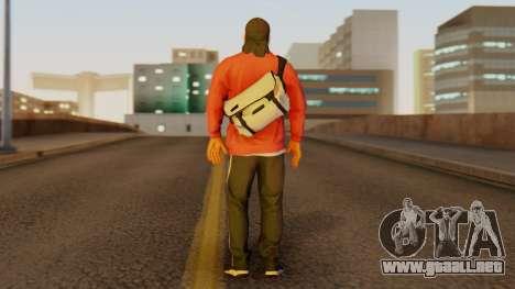[BF Hardline] Gang Professional para GTA San Andreas tercera pantalla