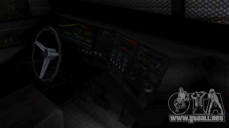 GTA 5 Enforcer Raccoon City Police Type 2 para la visión correcta GTA San Andreas